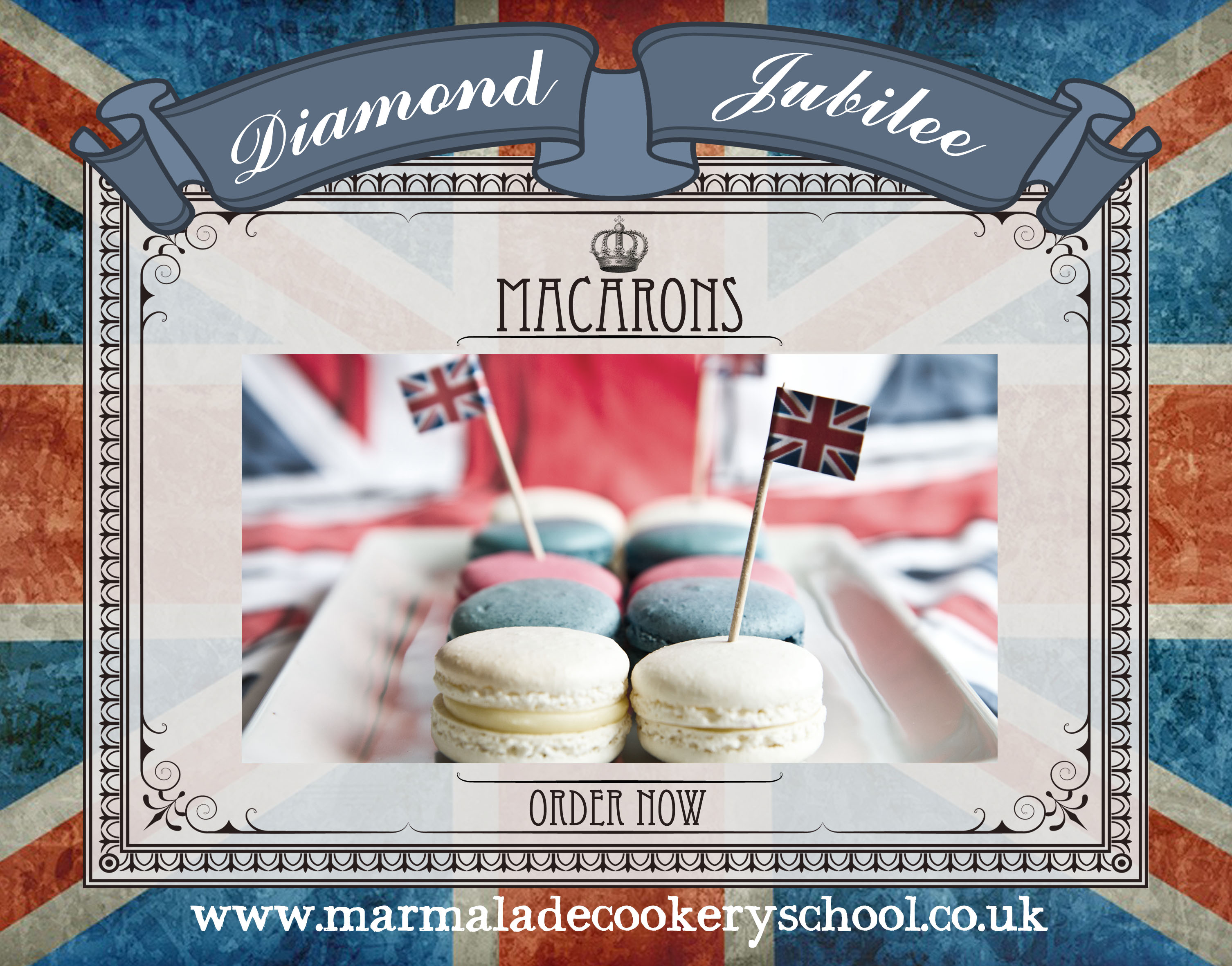 Cake Decorating Course Swansea : Price per Special Edition Macarons ?1